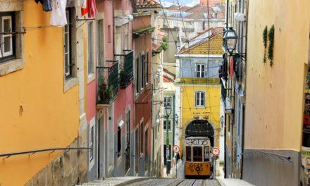 Неизменный Лиссабон