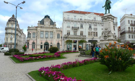 The cradle of education-Coimbra