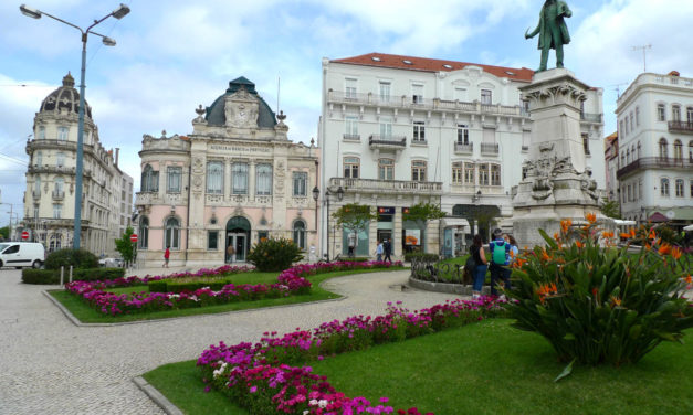 Колыбель образованности-Coimbra