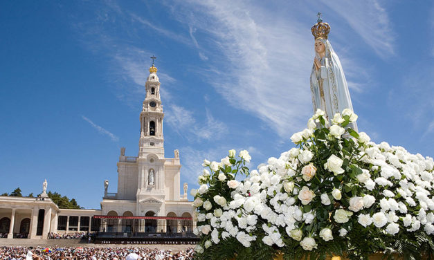 Following in Pilgrims' footsteps – the story of Fatima