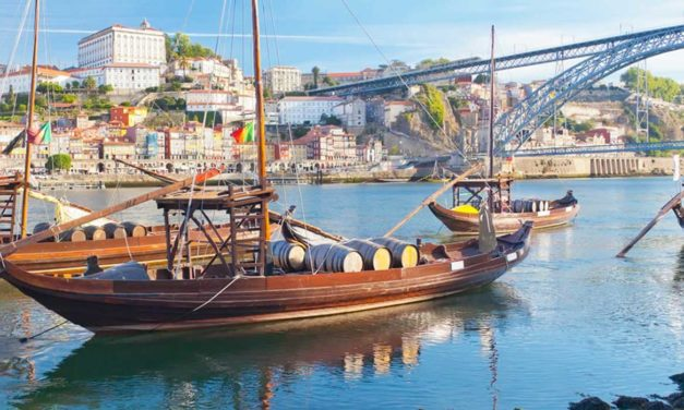 Третья столица Португалии